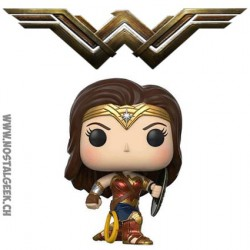 Funko Pop! DC Wonder Woman Movie Wonder Woman Edition Limitée