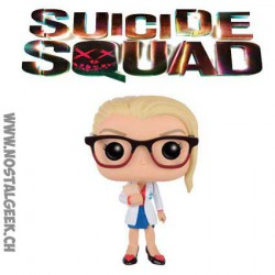 Funko Pop! DC Suicide Squad Dr Harleen Quinzel Edition Limitée