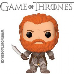 Pop TV Game of Thrones Tormund Giantsbane Vinyl Figure