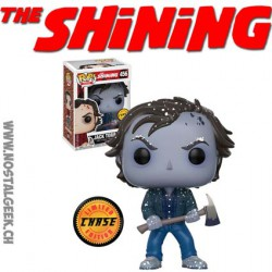 Pop Movies The Shining Jack Torrance Chase