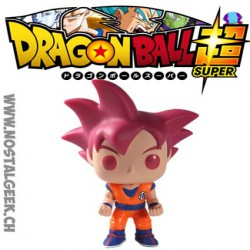 Pop Dragonball Z Super Saiyan God Goku
