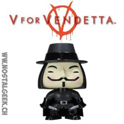 Pop Movies V For Vendetta (Vaulted) Vinyl Figure