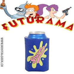 Futurama Slurm Brand Drink Koozie - 2 Pack