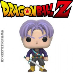 Funko Pop! Anime Dragonball Z Trunks Vinyl Figure