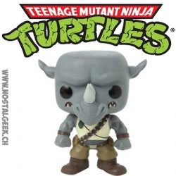 Funko Pop! Television TMNT Teenage Mutant ninja Turtles Rocksteady Vinyl Figure