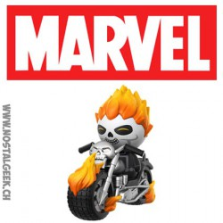 Funko Dorbz Ridez Marvel Ghost Rider with Motorcycle
