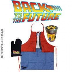 Retour vers le Futur Marty McFly Tablier et gant Set
