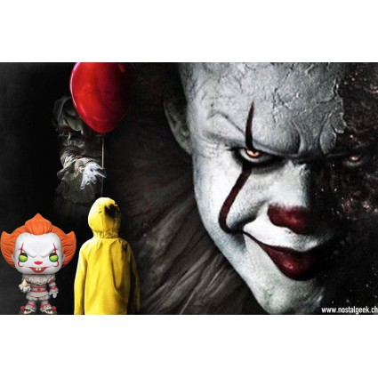 Toy Funko Pop Movie It Pennywise With Boat Vinyl Figure