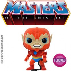 Funko Pop! NYCC 2017 MOTU Flocked Beast Man Limited Vinyl Figure
