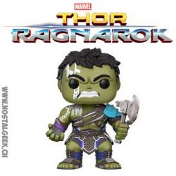 Funko Pop Marvel Thor Ragnarok Hulk Edition Limitée