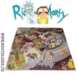 Rick And Morty Puzzle 300 Pièces