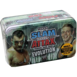 WWE Topps Slam Attax 2009 Evolution