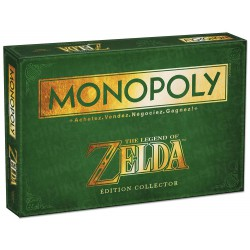 Monopoly Legend of Zelda Version Française