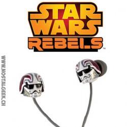 Star Wars Ecouteurs Kylo Ren