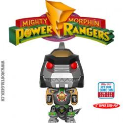 Funko Pop! NYCC 2017 Power Rangers Dragonzord 15cm Edition Limitée