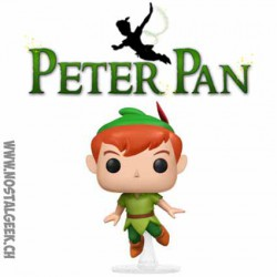 Funko Pop Disney Flying Peter Pan Edition Limitée