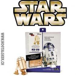 Star Wars R2-D2 IncrediBuild maquette 3D en bois