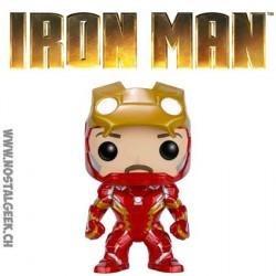 Funko Pop Marvel Iron Man Unmasked Edition Limitée