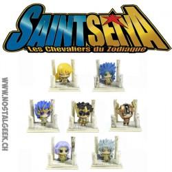 Saint Seiya: Petit Chara Trading Figure (Set de 7 pièces)