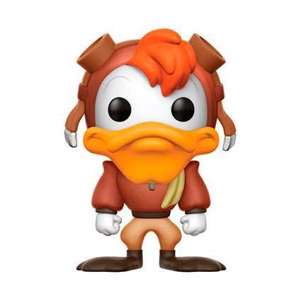 Toy Funko Pop Disney Darkwing Duck Myster Mask Launchpad