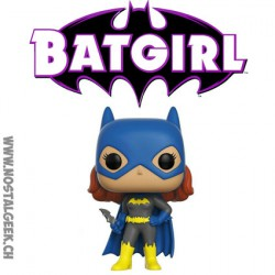Funko Pop DC Heroic Batgirl Edition Limitée