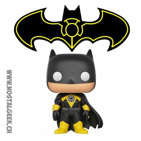 Funko Pop DC Yellow Lantern Batman Edition Limitée