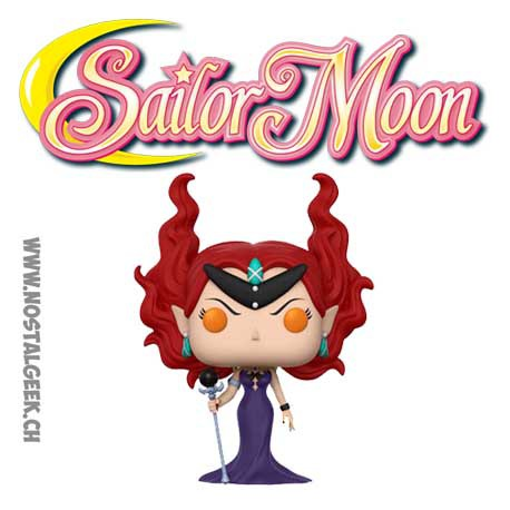Funko Pop Sailor Moon Queen Beryl Edition Limitée