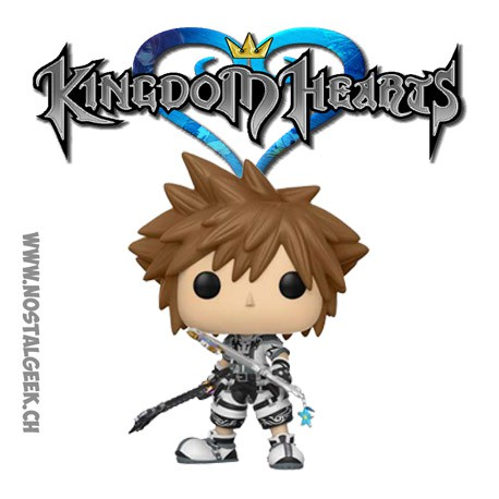 Funko Pop Kingdom Hearts Sora Final Form Edition Limitée
