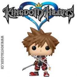 Funko Pop Disney Kingdom Hearts Sora Final Form Edition Limitée