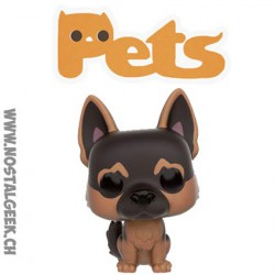 Funko Pop Animaux (Pets) Dogs German Sheperd (Berger Allemand)