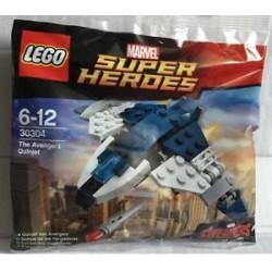 Lego Super Heroes – Marvel – 30304 – Mini Quinjet des Avengers