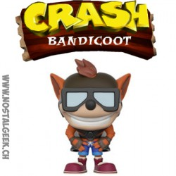 Funko Pop Games Crash Bandicoot With Jet Pack Edition Limitée