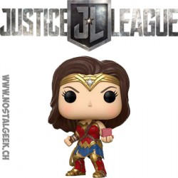 Funko Pop! DC Wonder Woman with Mother Box Edition Limitée
