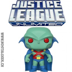 Funko DC Justice League Unlimited Martian Manhunter Edition Limitée