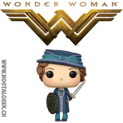 Funko Pop DC Wonder Woman Etta with Sword and Shield
