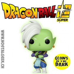 Funko Pop Dragon Ball Super Zamasu Phosphorescent Edition Limitée