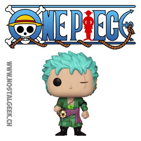 Funko Pop Anime One Piece Series 2 Zoro