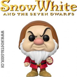 Funko Pop Disney Snow White (Blanche Neige) Grumpy