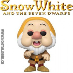 Funko Pop Disney Snow White (Blanche Neige) Sneezy (Atchoum)