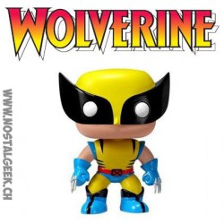 Funko Pop! Marvel X-Men Wolverine