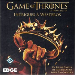 Game of thrones - Intrigues à Westeros- jeu