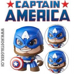 Hasbro Mighty Muggs Marvel Captain America Figure