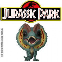 Funko Pop Movies Jurassic Park Dennis Nedry