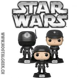 Funko Pop Star Wars Gunner, Officer & Trooper Edition Limitée