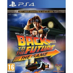 Back to the future Telltale game- PS4