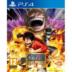 One Piece: Pirates Warriors 3 PS4