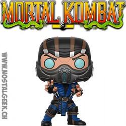 Funko Pop Games Mortal Kombat Sub-Zero Chase Edition Limitée
