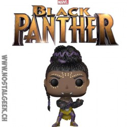 Funko Pop Marvel Black Panther Nakia
