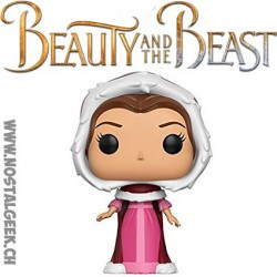 Funko Pop Disney Beauty And The Beast Winter Belle (Rare)