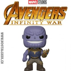 Funko Pop Marvel Avengers Infinity War Thanos
